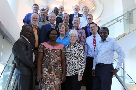 Planning session continues to establish residency programs in Africa